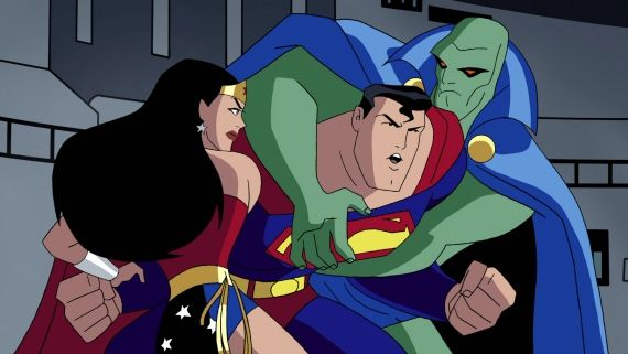 Superman Wonder Woman Martian Manhunter New Justice League Cartoon From Bruce Timm; Final Piece of WBs Puzzle?
