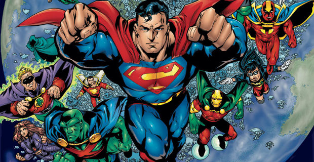 Superman Martian Manhunter JL Batman vs. Superman Rumors: No Martian Manhunter, Aquaman, & More!