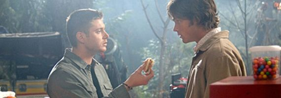 Supernatural Hollywood Babylon Meta Times Ahead for 'Supernatural' Season 7 and Beyond