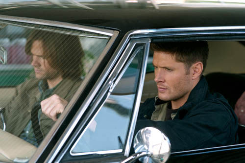 Supernatural We Need to Talk About Kevin 2 Sam and Dean Reunite in Supernatural Season 8