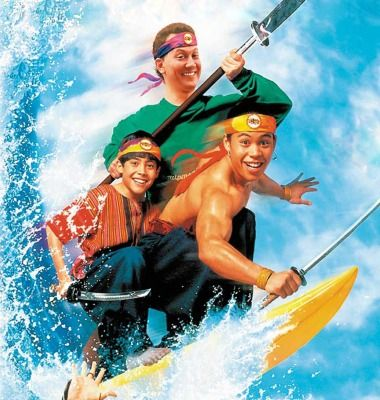Surf Ninjas Writer Dan Gordon
