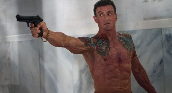 Sylvester Stallone in Bullet to the Head Update on Stallones Bullet to the Head; Schwarzenegger Talks The Tomb & More [Updated]