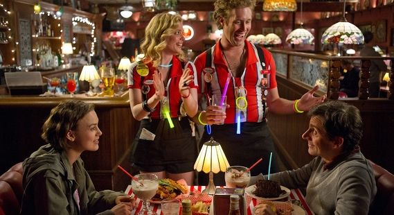 T.J. Miller and Gillian Jacobs in Seeking a Friend for the End of the World Seeking a Friend for the End of the World Review