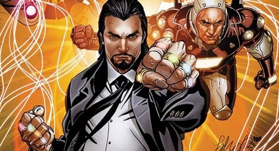 THe Mandarin Iron Man 3 Iron Man 3 Adds Another Villain; Jon Favreau Returning as Happy Hogan