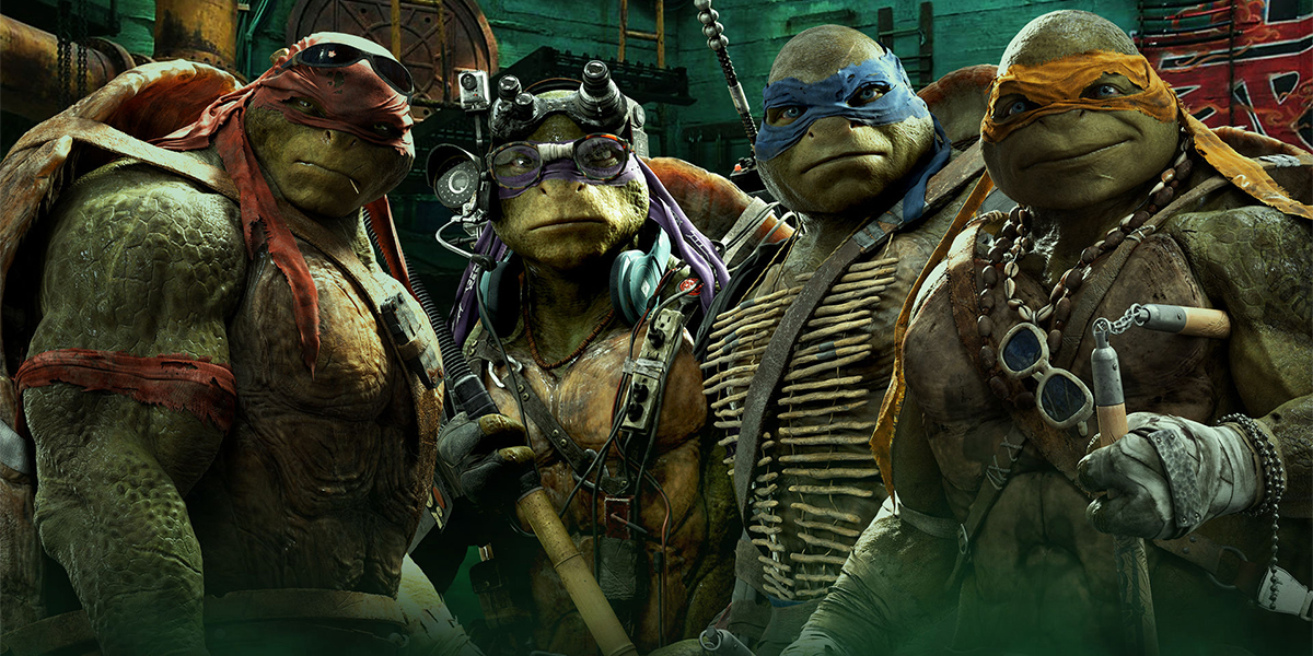 teenage mutant ninja turtles kickass