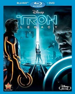 TRON Legacy DVD/Blu ray Breakdown: April 5, 2011