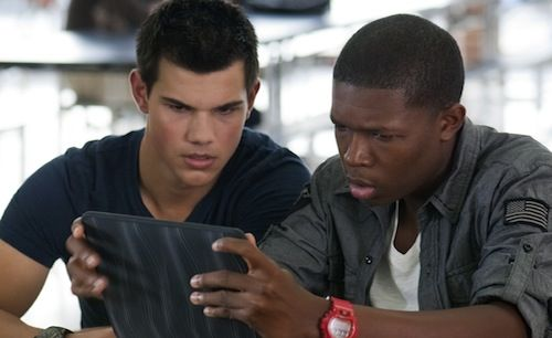 Taylor Lautner Denzel Whitaker Abduction Abduction Review