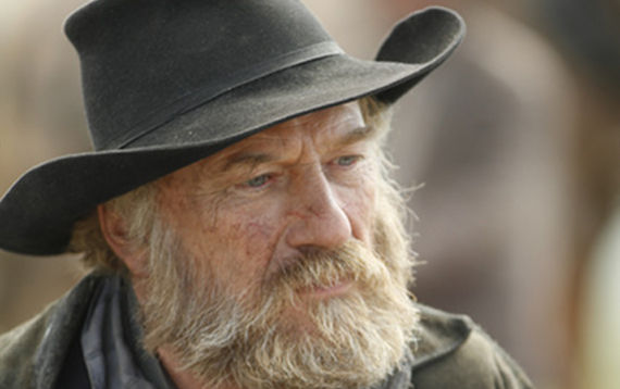 Ted Levine in Hell on Wheels Hell on Wheels Series Premiere Review