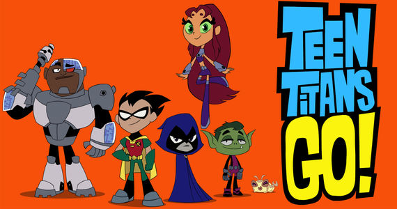 Teen Titans Go Cartoon Network Cartoon Network Adding Teen Titans Go! in 2013