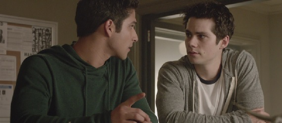 Teen Wolf 117 screenshot 2 Teen Wolf: Teenage Kicks Right Through the Night