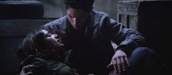 Teen Wolf Allison and Scott in Insatiable Teen Wolf: A Diversionary Tactic