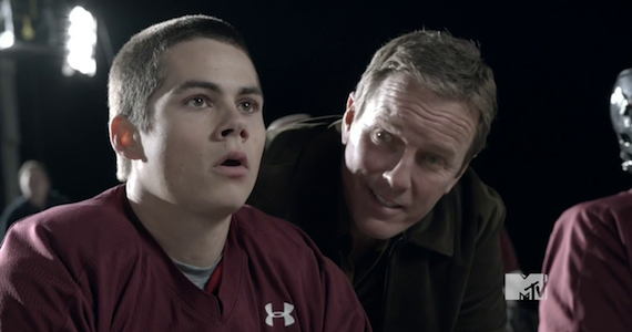 Teen Wolf Dylan OBrien and Linden Ashby Teen Wolf NYCC Panel; Season 4 & After Show Confirmed