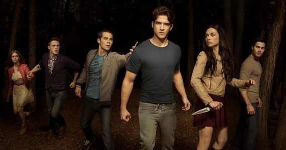 Teen Wolf Season 2 Cast Teen Wolf NYCC Panel; Season 4 & After Show Confirmed