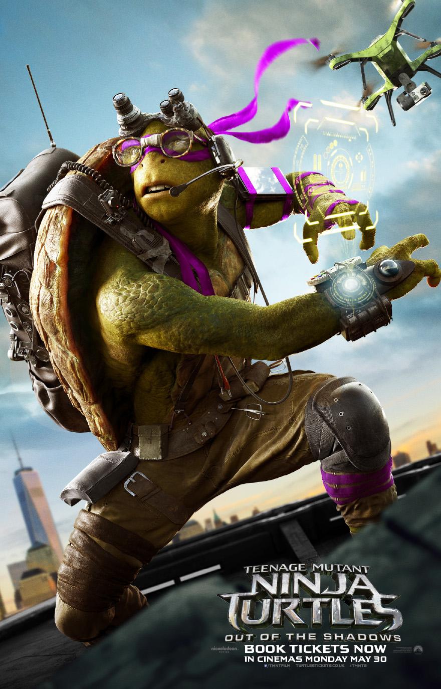 Teenage Mutant Ninja Turtles 2 Gets a New Poster ...  Teenage Mutant ...