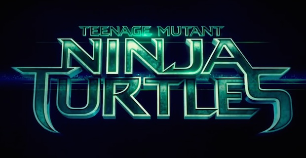 Teenage Mutant Ninja Turtles 2014 Logo First Teenage Mutant Ninja Turtles Posters Highlight the Turtles Weapons