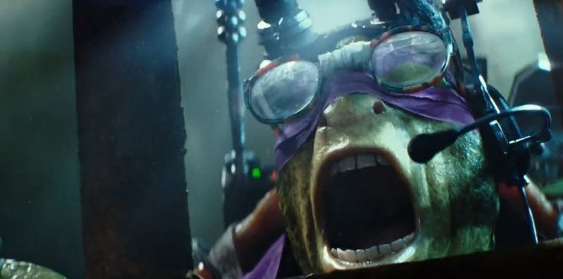What the trailer makes clear Donnie Tmnt 2014