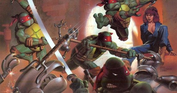 Teenage Mutant Ninja Turtles Eastman Laird Michael Bay Comments on Leaked Ninja Turtles Movie Script