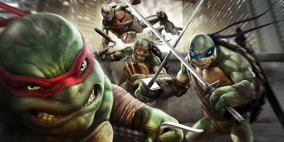 Teenage Mutant Ninja Turtles Most Anticipated Movies 2014 570x285 Teenage Mutant Ninja Turtles Production Images Reveal Tougher Turtles, Sharper Shredder [Updated]