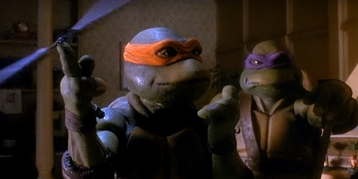 Teenage Mutant Ninja Turtles Movie 1990 | www.imgkid.com ...