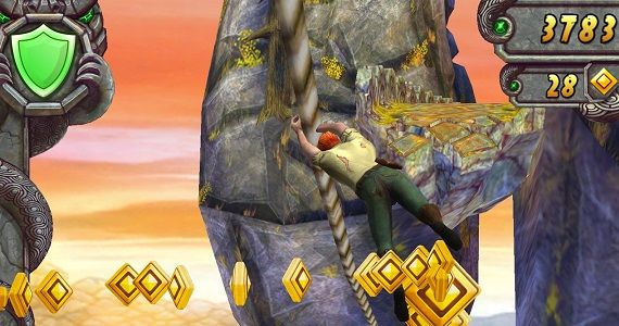 Temple Run 2 Screenshot Temple Run Video Game to Be Adapted into Feature Film