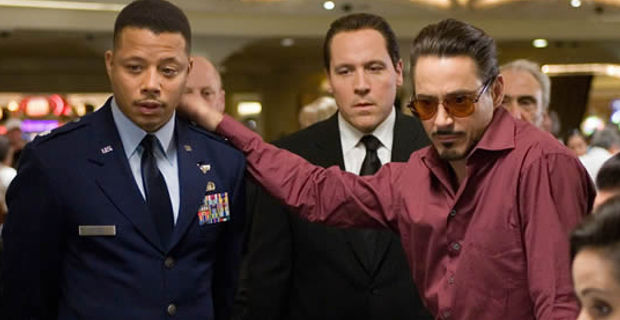 Terrence Howard RDJ Iron Man Terrence Howard Explains Why He Didnt Return for Iron Man 2