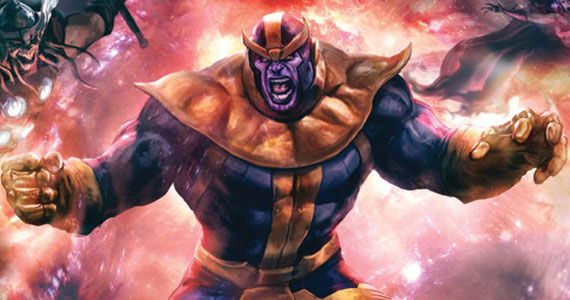 Thanos Imperative 3 Art Guardians of the Galaxy & The Avengers 2 Will Both Feature Thanos
