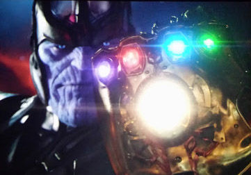 'Avengers: Infinity War' Announced For 2018-19 in Two Parts  Thanos