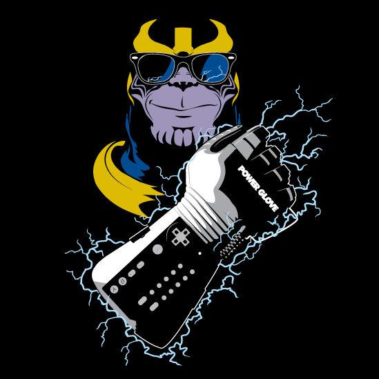 Thanos Power Glove