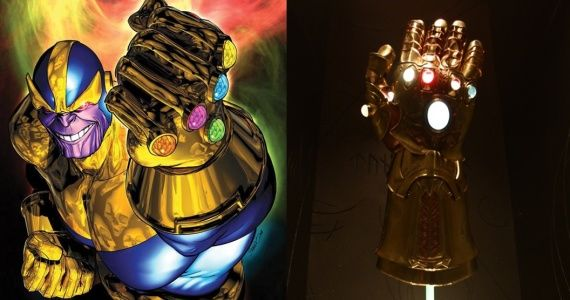 Thanos Thor Infinity Gauntlet Kevin Feige Talks Thanos and the Buildup to Marvel Phase Three