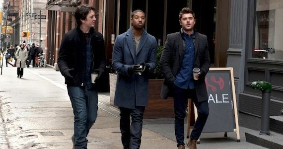 That Awkward Moment Michael B Jordan Zac Efron Miles Teller Michael B. Jordan and Miles Teller to Reunite for New Heist Movie