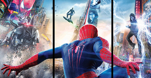 The Amazing Spider Man 2 Previews Trailers Amazing Spider Man 2 Footage Review: Time to Raise Your Expectations