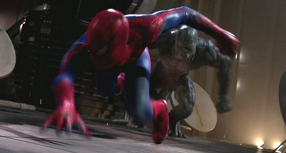 The Amazing Spider Man 4 minute extended preview Amazing Spider Man Extended Preview Spins an Action Packed Web