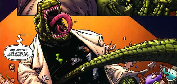 The Amazing Spider Man Lizard Amazing Spider Man: Lizard Concept Art  Revealed?
