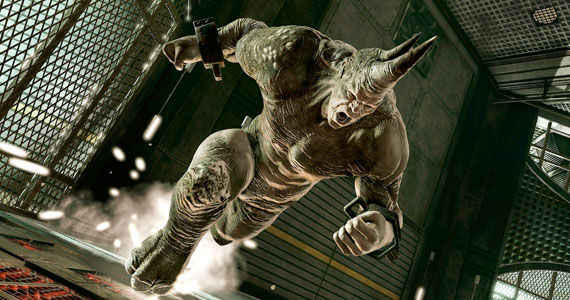 The Amazing Spider Man Rhino Marc Webb Reveals Amazing Spider Man 2 Story & Villain Details