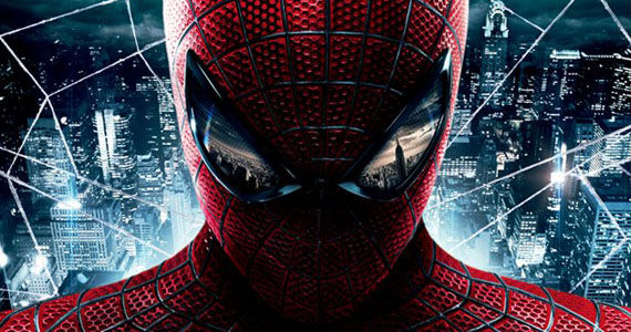 The Amazing Spider Man close up Final Amazing Spider Man Trailer Premiering with The Avengers