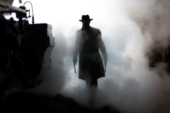The Assassination of Jesse James Roger Deakins Movie Technology: The Continuing Battle of Film vs. Digital