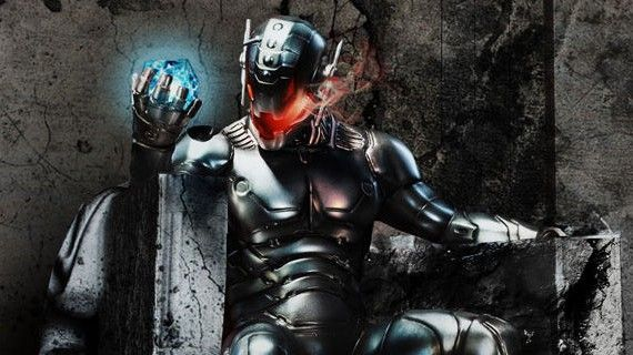 The Avengers 2 Age of Ultron Fan Art Matt Broox 570x320 Ultron Will Have An Extreme Personality And Attitude in The Avengers 2