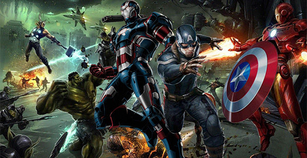 The Avengers 2 Roster Fan Art Marvel vs DC Movie Casting: Who Is Taking the Bigger Risks?