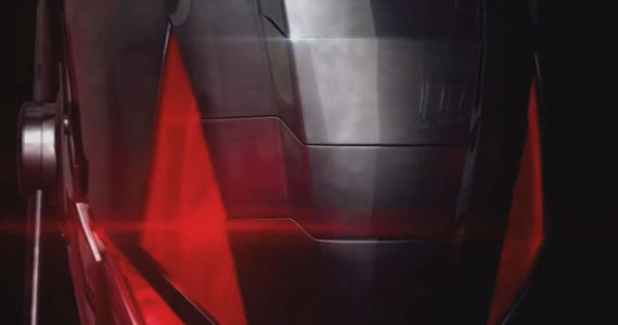 The Avengers 2 Ultron Face First Look Teaser Trailer The Avengers 2 Teaser: First Look At Ultron Design From Comic Con