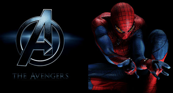 The Avengers Amazing Spider Man Trailer Discussion Final Amazing Spider Man Trailer Premiering with The Avengers