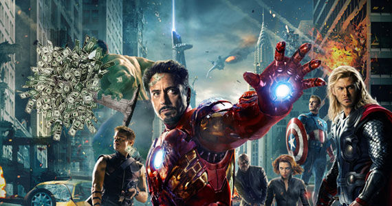 The Avengers Box Office Avengers Crosses $600 Million Mark at U.S. Box Office