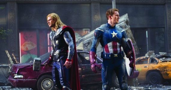 The Avengers ILM Featurette The Avengers Featurette: How They Created The Team Fight Scene