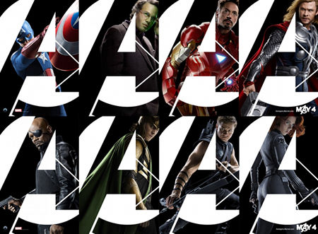 The Avengers Marvel Movie Universe