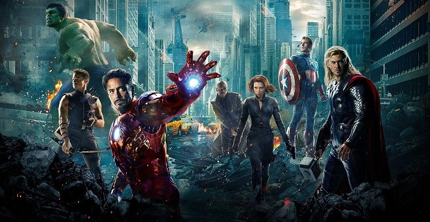 The Avengers hero shot Rumor Patrol: The Avengers: Age of Ultron Plot and Character Details
