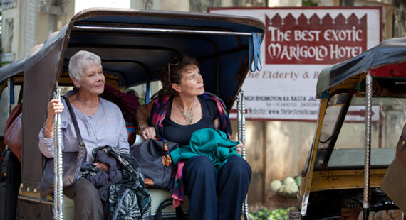 The Best Exotic Marigold Hotel Screen Rants (Massive) 2012 Movie Preview
