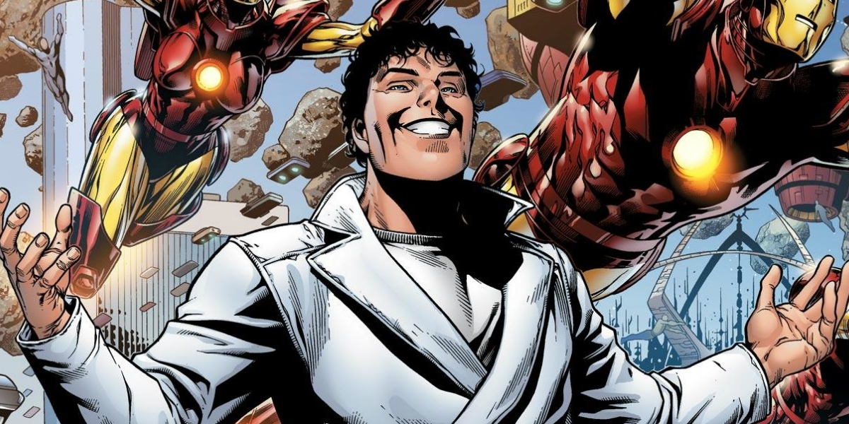 The Beyonder Marvel Villain