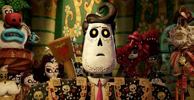 The Book Of Life Luna The Book of Life Trailer: Love, Death, and Guillermo del Toro