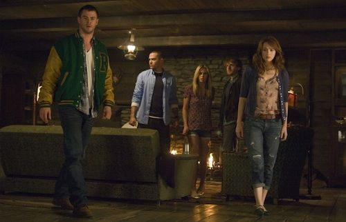 The Cabin in the Woods Cast The Cabin in the Woods Review