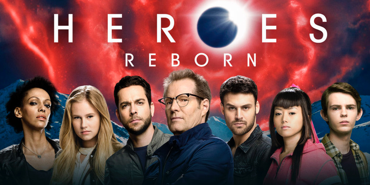 Image result for heroes reborn