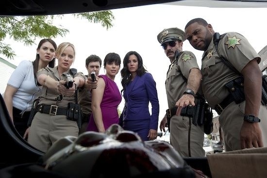 The Cast of Scream 4 Scream 4 Review